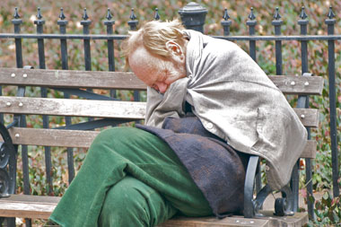 stereotypes in homelessness About us streets of london (registered charity number 1155242) funds specialist support for people who are homeless in london, and raises awareness about homelessness.
