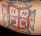 Alabama aryan brotherhood for Tn tattoo laws