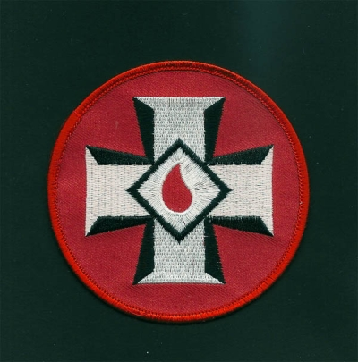 The Blood Drop Cross (aka Mystic Insignia of a Klansman or MIOAK)