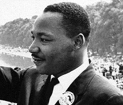 Photo of Martin Luther King Jr.