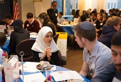 Interfaith Seder 2017