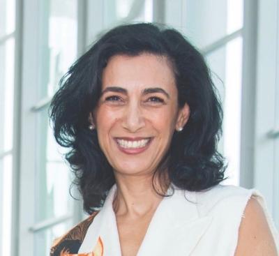 Sharon Nazarian, ADL SVP of International Affairs