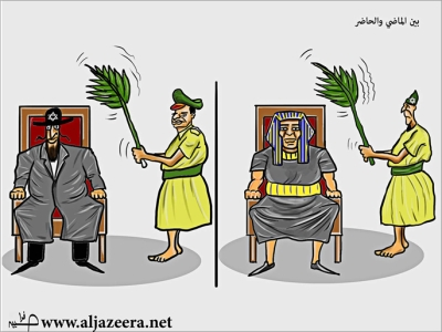 al-jazira cartoon