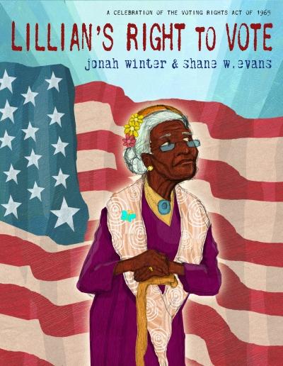 Lillian's Right to Vote bookcover