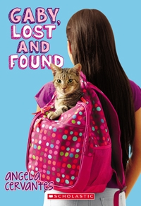 Gaby, Lost and Found Book Cover