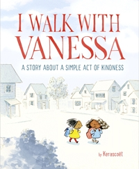 I Walk With Vanessa Book Cover