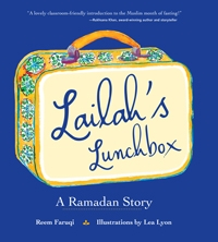 Lailah's Lunchbox Book Cover