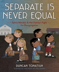 Separate is Never Equal Book Cover