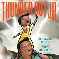 Thunder Boy Jr. Book Cover