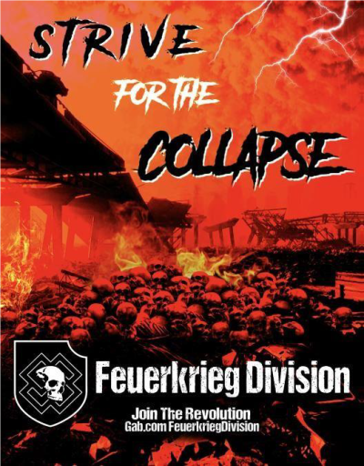 FKD Strive for the Collapse Poster