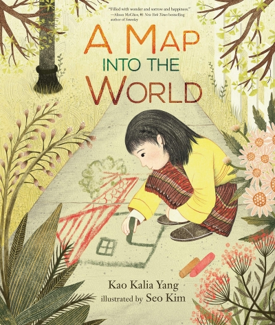 A Map Into the World book cover