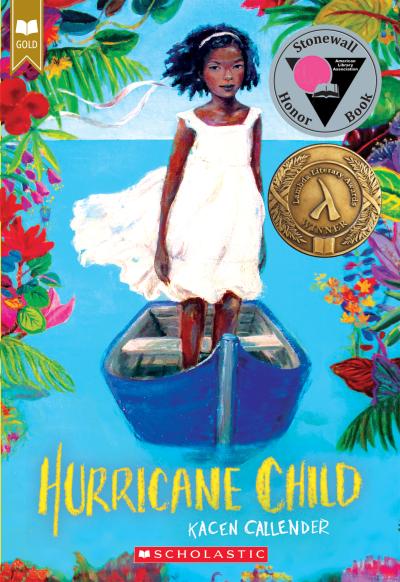 Hurricane Child Book Cover