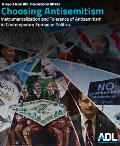 Choosing Antisemitism
