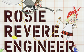 Rosie Revere Engineer book cover