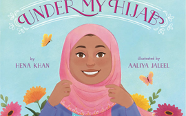 Under My Hijab book cover