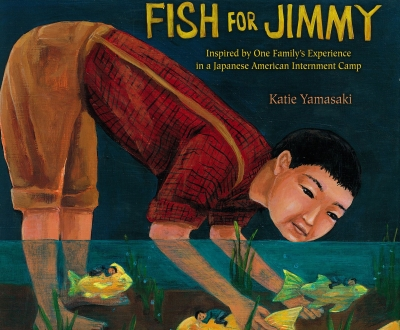 Fish for Jimmy book cover