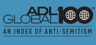 ADL Global 100 Logo Alt Blue
