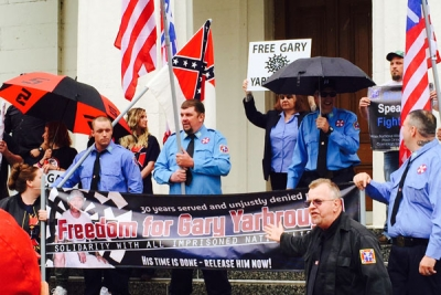 Free Gary Yarbrough Rally 2015