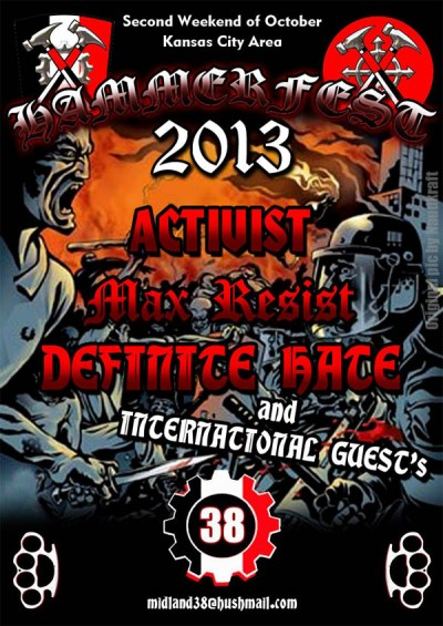 Hammerfest 2013 Poster