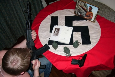 Nazi Paraphernalia and Weapons