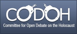 committee-for-open-debate-on-the-holocaust-codoh-logo