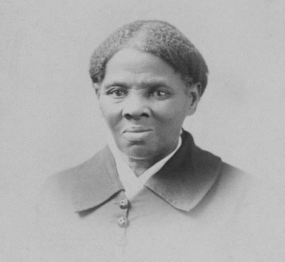 Harriet Tubman. Photo Credit: Ohio History Connection (OHC) via U.S. Treasury Department, dated circa 1887 by H.G. Smith, Studio Building, Boston.